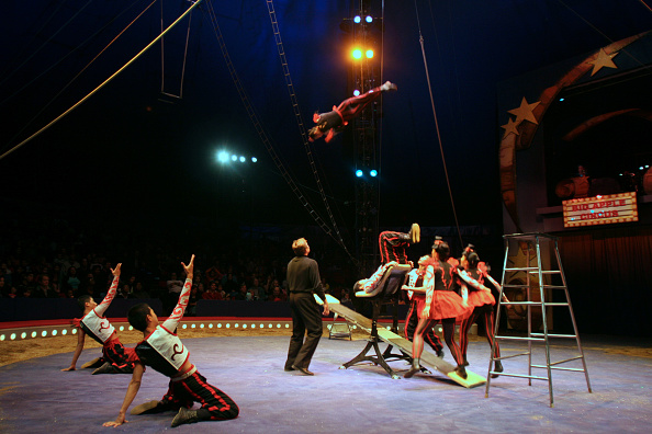 Hiroyuki Ito「Big Apple Circus」:写真・画像(15)[壁紙.com]