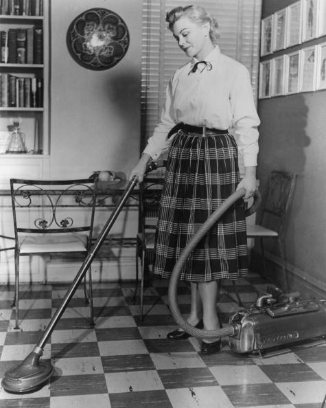 Stay-at-Home Mother「Electrolux Hoover」:写真・画像(2)[壁紙.com]