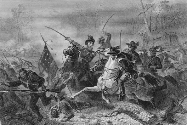 American Civil War「The Battle of Shiloh」:写真・画像(13)[壁紙.com]