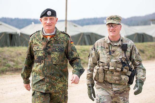 German Military「Allied Spirit X International Military Exercises」:写真・画像(13)[壁紙.com]