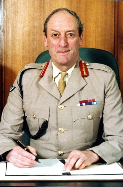 Photoshot「Major General John Foley, Cb, Obe, Mc」:写真・画像(6)[壁紙.com]