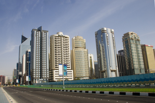 Boulevard「Abu Dhabi Corniche road」:スマホ壁紙(14)