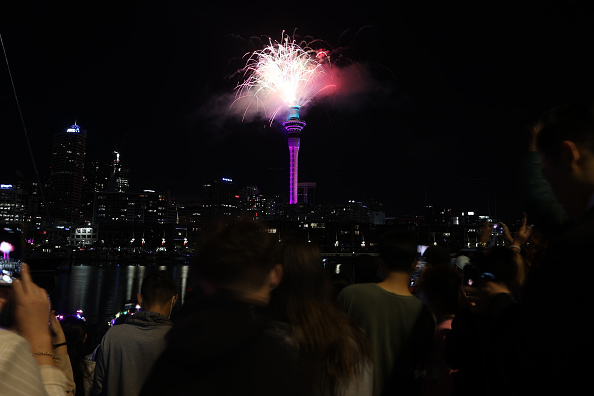 Auckland「Tāmaki Makaurau Auckland Welcomes 2021 With New Year's Eve Celebrations」:写真・画像(14)[壁紙.com]