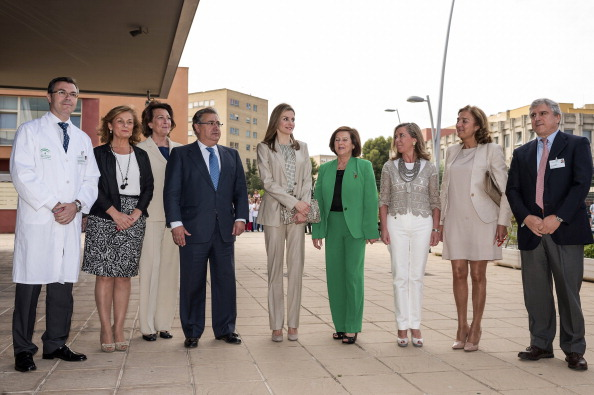 Jose Lopez「Princess Letizia Attends Annual of Scientific Foundation of The Spanish Cancer Association」:写真・画像(14)[壁紙.com]