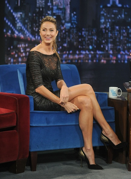 """Visit「Jesse And The Rippers & Stacy Keibler Visit """"Late Night With Jimmy Fallon""""」:写真・画像(8)[壁紙.com]"""