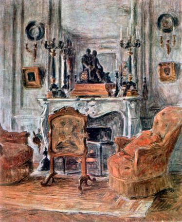 1900「'The Living Room', 1900, painting」:スマホ壁紙(14)