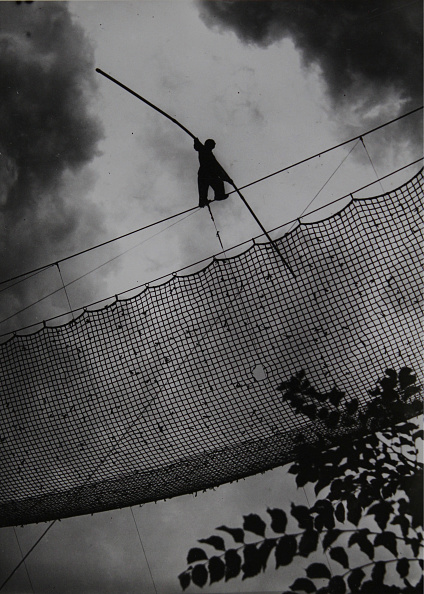 Tightrope Walking「High Tightrope Walker」:写真・画像(3)[壁紙.com]