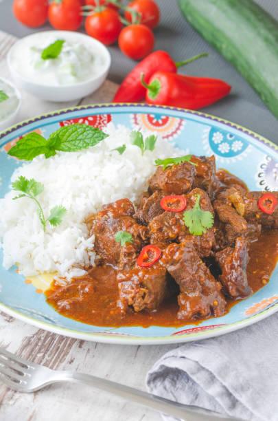 Homemade curry beef stew:スマホ壁紙(壁紙.com)