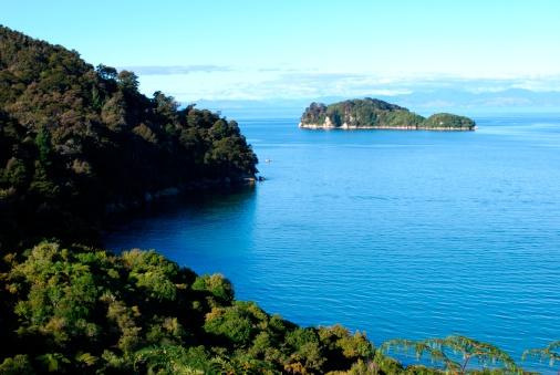 New Zealand Culture「Coquille Bay, Abel Tasman, New Zealand」:スマホ壁紙(11)