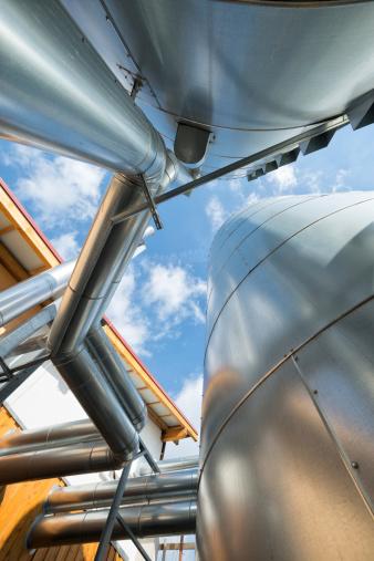 Biomass - Renewable Energy Source「Bioenergy buffer vessel at Energiewende, Germany」:スマホ壁紙(17)
