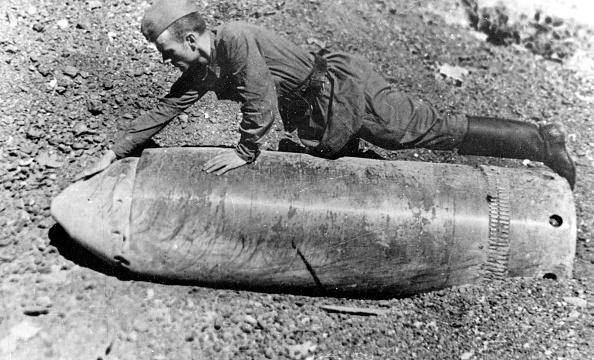 Victor Temin「Man-Size Missile」:写真・画像(7)[壁紙.com]