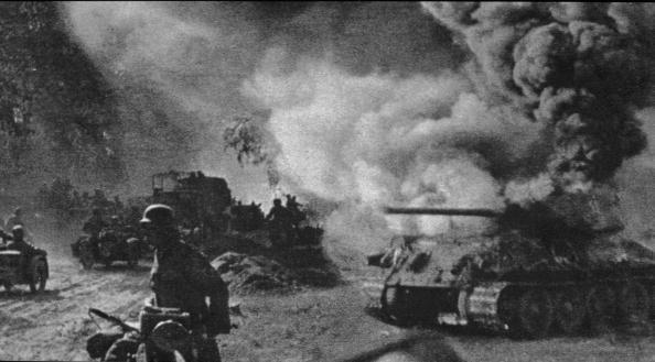 Battle「Battle Of Kursk」:写真・画像(0)[壁紙.com]
