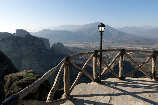 Meteora「Roussanou nun's monastery, Meteora, Kalambaka」:スマホ壁紙(6)