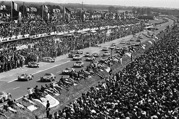 Ferrari「24 Hours Of Le Mans」:写真・画像(17)[壁紙.com]