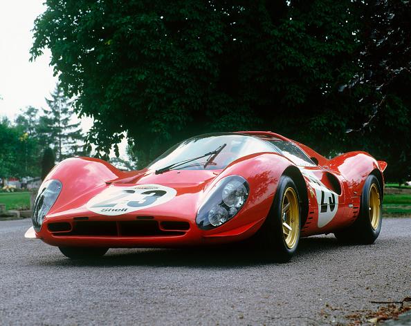 Ferrari「1967 Ferrari 330 P4」:写真・画像(18)[壁紙.com]