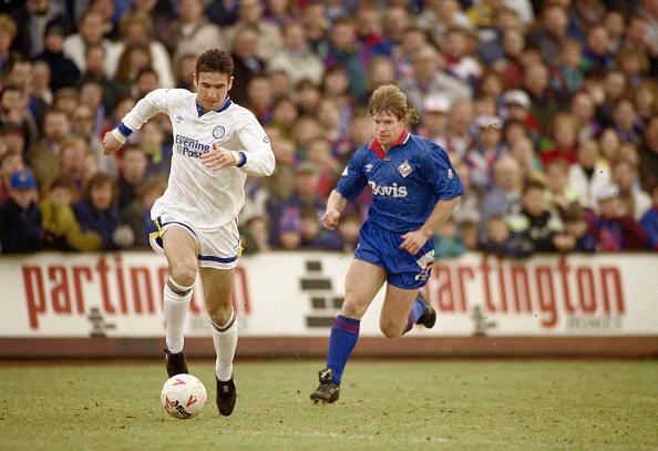 Club Soccer「Eric Cantona Leeds United Debut 1992」:写真・画像(5)[壁紙.com]