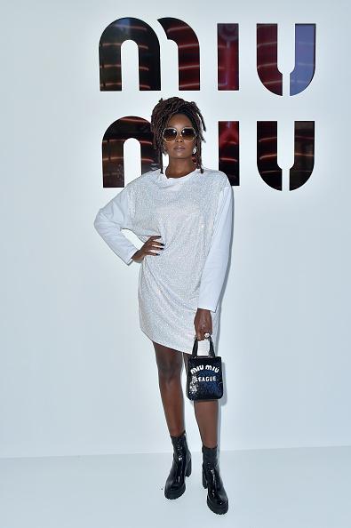 Womenswear「Miu Miu : Photocall - Paris Fashion Week - Womenswear Spring Summer 2022」:写真・画像(19)[壁紙.com]