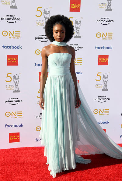 NAACP「50th NAACP Image Awards - Arrivals」:写真・画像(10)[壁紙.com]
