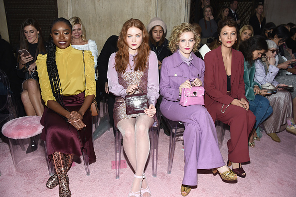 Front Row「Kate Spade New York - Front Row - February 2019 - New York Fashion Week」:写真・画像(14)[壁紙.com]