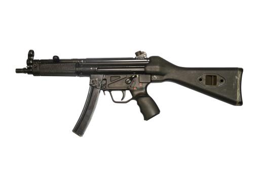 Machine Gun「9mm submachine gun.」:スマホ壁紙(8)