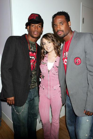 Casual Clothing「MTV TRL With JoJo, Shawn Wayans, And Marlon Wayans」:写真・画像(19)[壁紙.com]