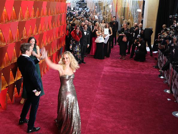 アカデミー賞「90th Annual Academy Awards - Arrivals」:写真・画像(8)[壁紙.com]