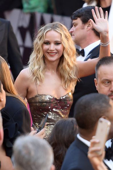 Arrival「90th Annual Academy Awards - Fan Arrivals」:写真・画像(7)[壁紙.com]