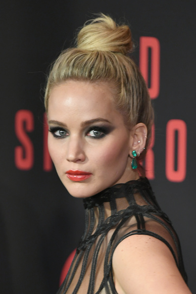 "Eyeshadow「""Red Sparrow"" New York Premiere」:写真・画像(16)[壁紙.com]"