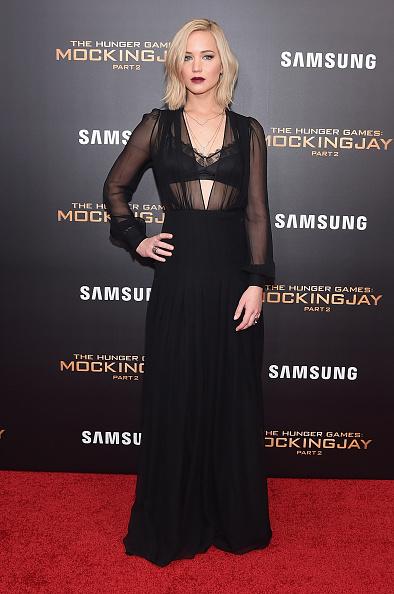 "Black Color「""The Hunger Games: Mockingjay- Part 2"" New York Premiere」:写真・画像(11)[壁紙.com]"
