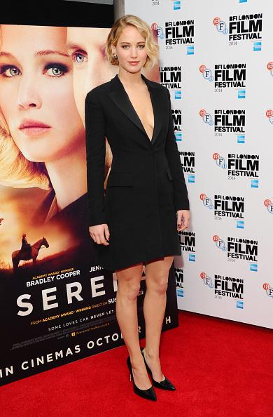 "The Times BFI London Film Festival「""Serena"" Premiere - 58th BFI London Film Festival」:写真・画像(11)[壁紙.com]"