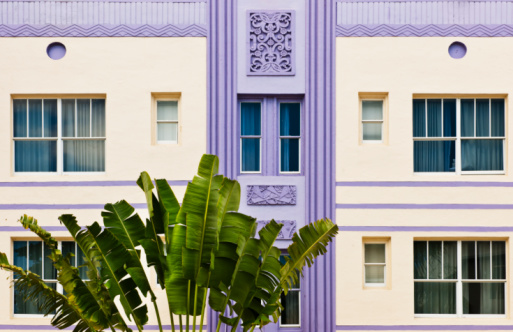 Miami「Plant and exterior of building」:スマホ壁紙(7)
