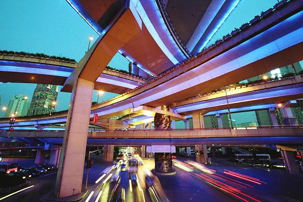 Long Exposure「4231 / Shanghai Verkehr」:写真・画像(8)[壁紙.com]