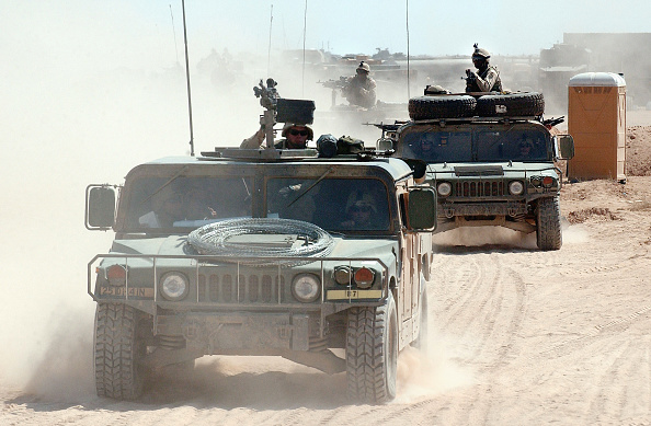 USA「U.S. Troops Prepare for Possible An Najaf Operation」:写真・画像(16)[壁紙.com]