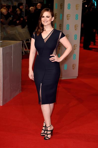 Covent Garden「EE British Academy Film Awards 2015 - Red Carpet Arrivals」:写真・画像(7)[壁紙.com]