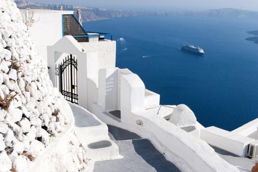 Cruise - Vacation「Santorini, Greece」:スマホ壁紙(17)