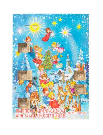 Squirrel「Advent calendar」:スマホ壁紙(8)