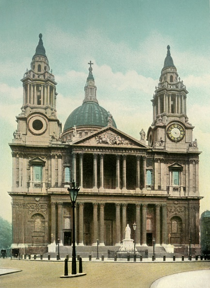 Architectural Feature「St Pauls Cathedral C」:写真・画像(5)[壁紙.com]