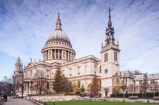 Cathedral「St Paul's cathedral, London, England.」:スマホ壁紙(18)