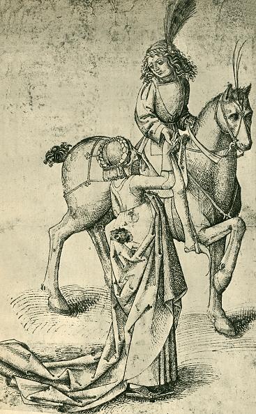 Ink「Rider And Woman」:写真・画像(14)[壁紙.com]