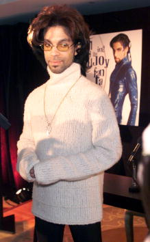 Singer「Prince Press Conference」:写真・画像(8)[壁紙.com]
