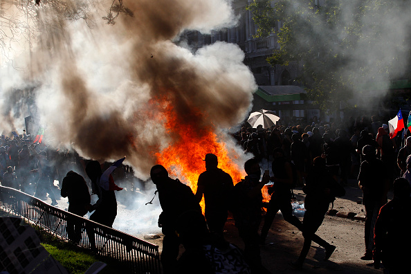 Strategy「Cabinet Reshuffle in Chile After Massive Protests Against Piñera」:写真・画像(15)[壁紙.com]