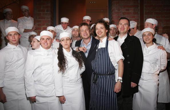 Launch Event「Fifteen Melbourne - Restaurant Launch」:写真・画像(3)[壁紙.com]