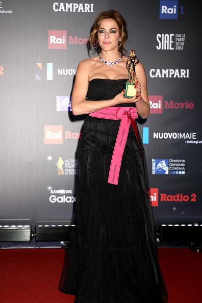 Hot Pink「62. David Di Donatello - Award Ceremony」:写真・画像(9)[壁紙.com]