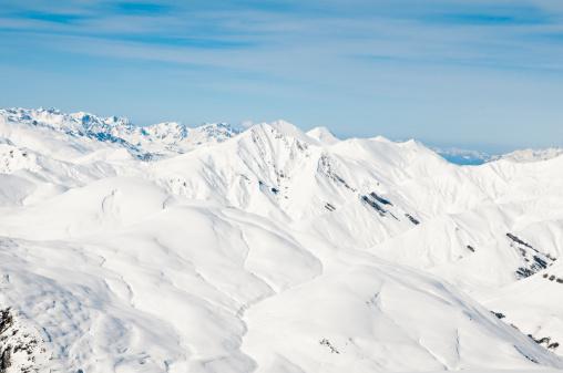 ラグラーブ「La Grave Ski Resort」:スマホ壁紙(14)