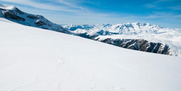 ラグラーブ「La Grave Ski Resort」:スマホ壁紙(16)