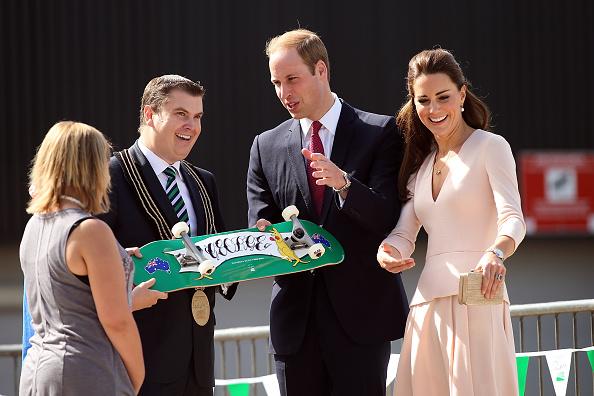 Skateboard Park「The Duke And Duchess Of Cambridge Tour Australia And New Zealand - Day 17」:写真・画像(14)[壁紙.com]