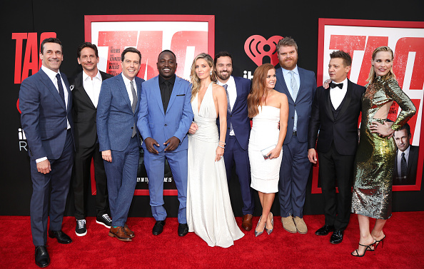"Hannibal Buress「Premiere Of Warner Bros. Pictures And New Line Cinema's ""Tag"" - Red Carpet」:写真・画像(17)[壁紙.com]"