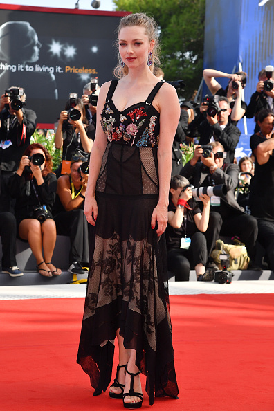 Amanda Seyfried「First Reformed Premiere - 74th Venice Film Festival」:写真・画像(7)[壁紙.com]