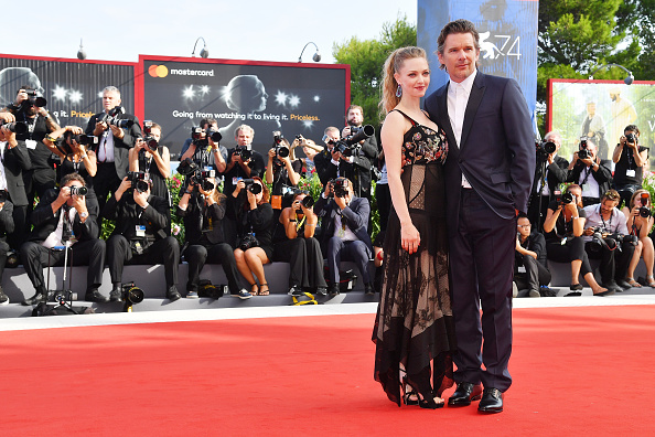 Alexander McQueen - Designer Label「First Reformed Premiere - 74th Venice Film Festival」:写真・画像(16)[壁紙.com]