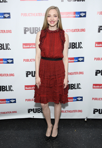 "Amanda Seyfried「""White Noise"" Opening Night」:写真・画像(1)[壁紙.com]"